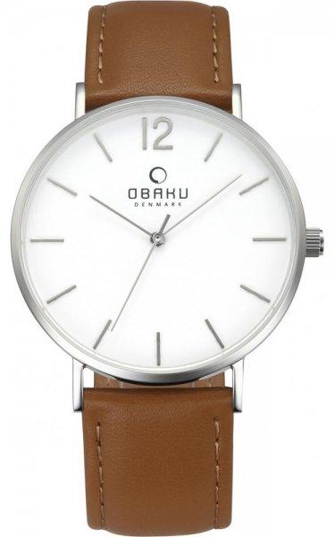 zegarek Obaku Denmark V197GXCWRN - zdjęcia 1