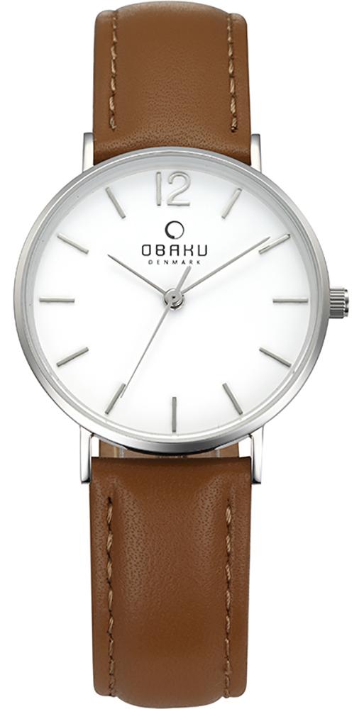zegarek Obaku Denmark V197LXCWRN - zdjęcia 1