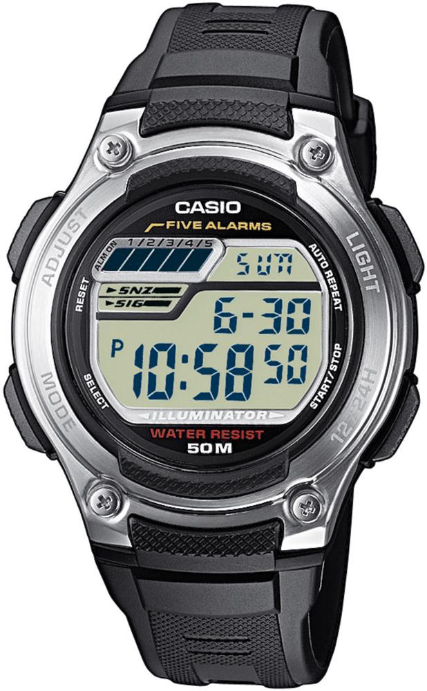 zegarek Casio W-212H-1AVEF - zdjęcia 1