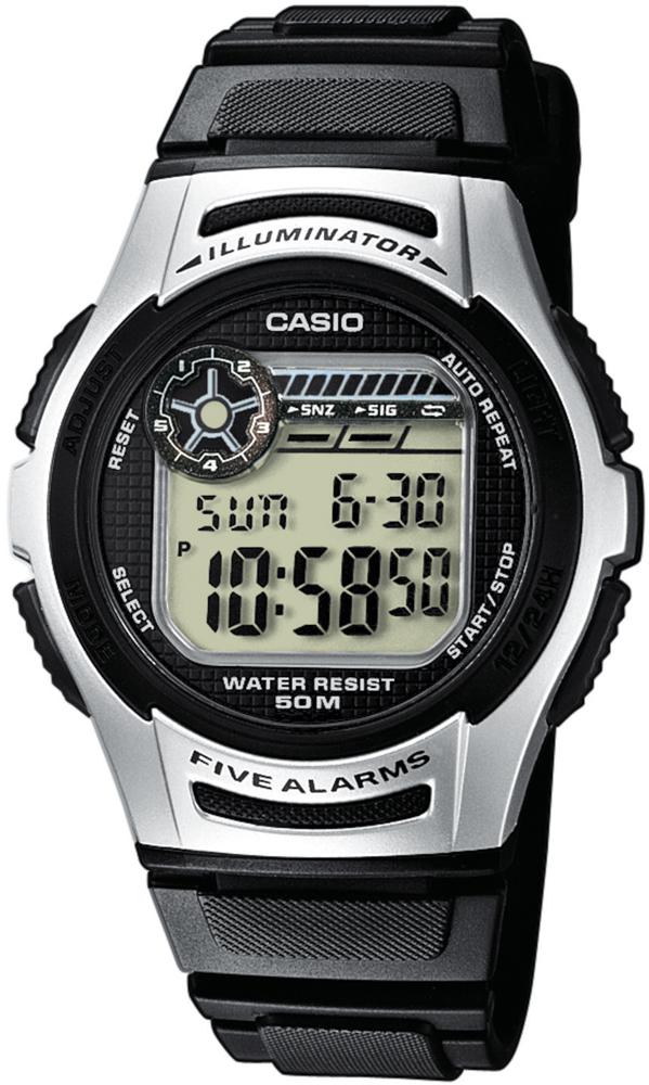 zegarek Casio W-213-1AVEF - zdjęcia 1