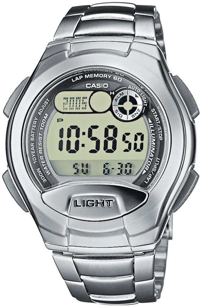 zegarek Casio W-752D-1AV - zdjęcia 1