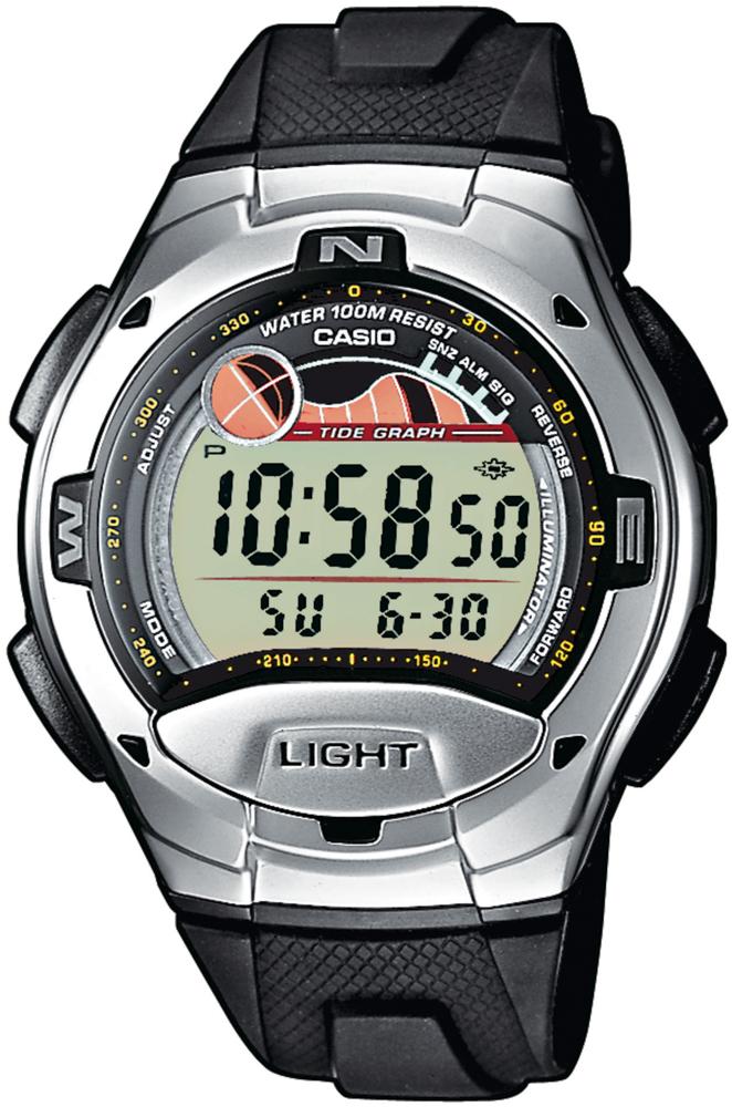 zegarek Casio W-753-1AV - zdjęcia 1
