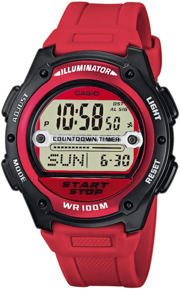 zegarek Casio W-756-4AVEF - zdjęcia 1