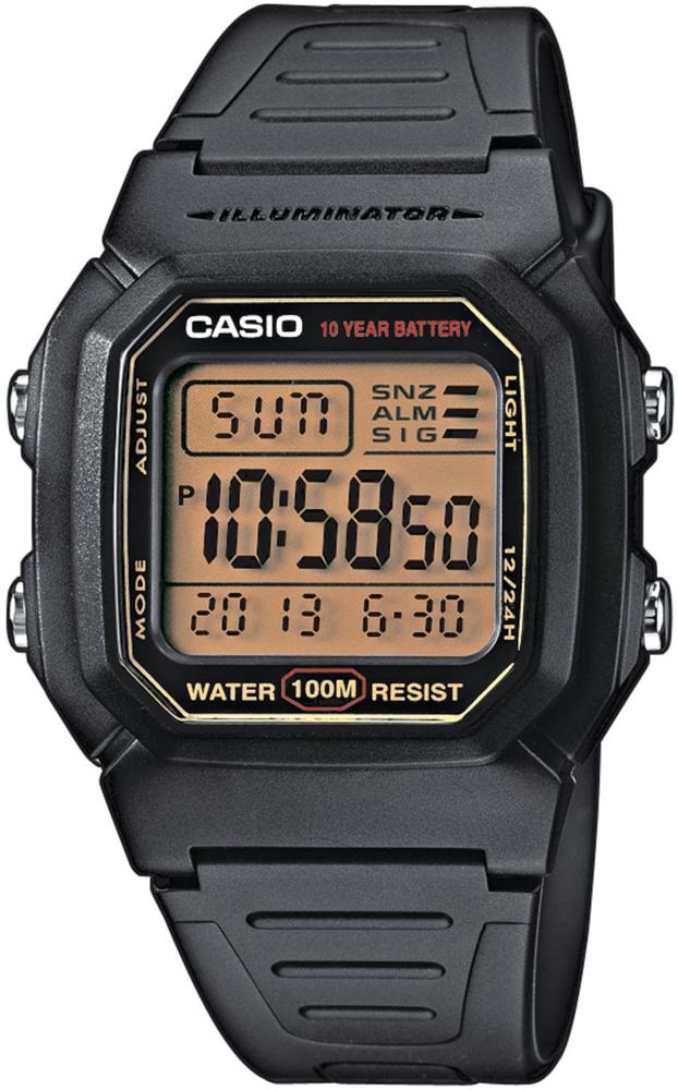 zegarek Casio W-800HG-9AVEF - zdjęcia 1