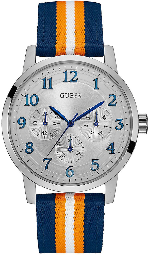 zegarek Guess W0975G2-POWYSTAWOWY - zdjęcia 1