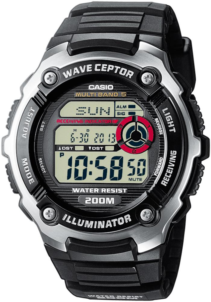 zegarek Casio WV-200E-1AVEF - zdjęcia 1