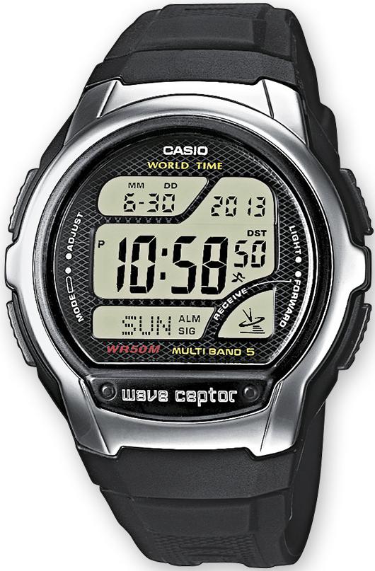 zegarek Casio WV-58E-1AVEF - zdjęcia 1