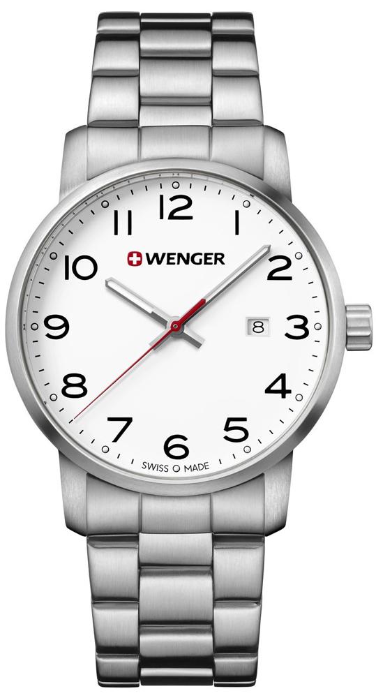 zegarek Wenger 01.1641.104 - zdjęcia 1