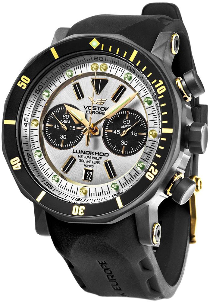 zegarek Vostok Europe 6S21-620E277 - zdjęcia 1