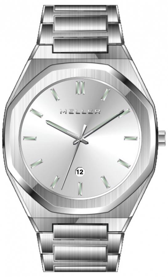 zegarek Meller 8PP-3.2SILVER - zdjęcia 1