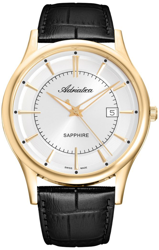 zegarek Adriatica A1296.1213Q - zdjęcia 1