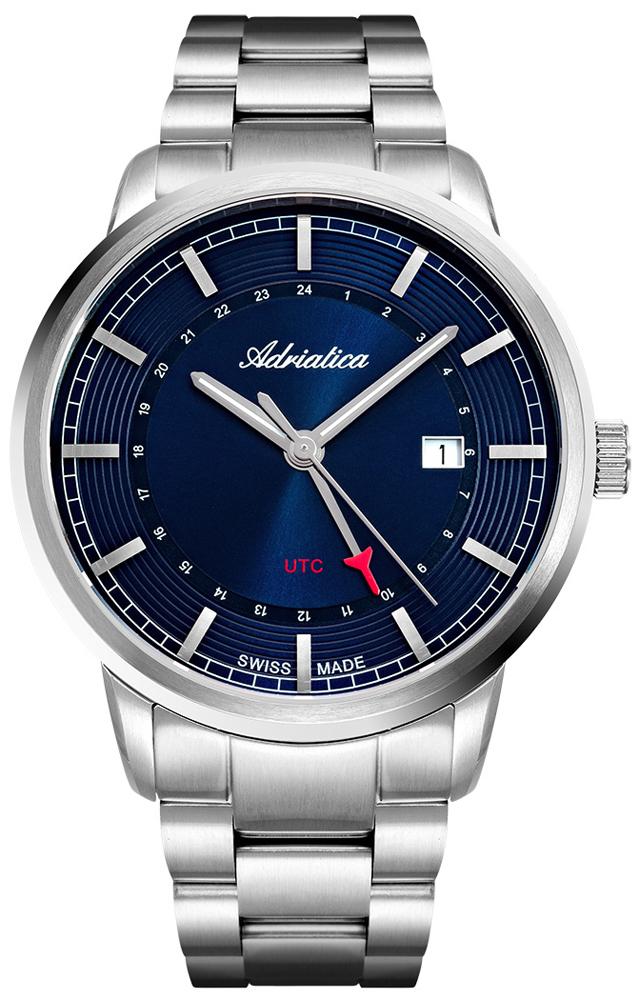 zegarek Adriatica A8307.5115Q-POWYSTAWOWY - zdjęcia 1