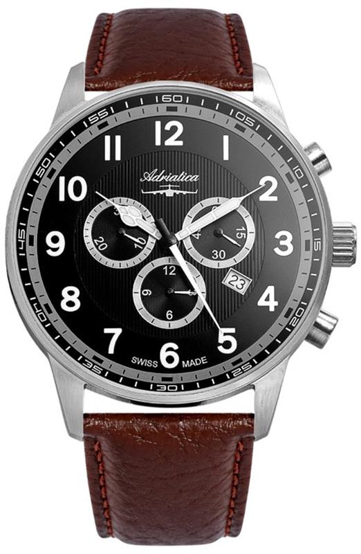 zegarek Adriatica A1076.5B24CHXL - zdjęcia 1