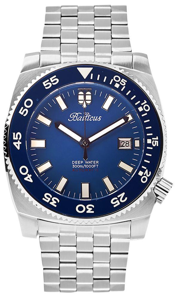 zegarek Balticus BLT-DW-BL - zdjęcia 1