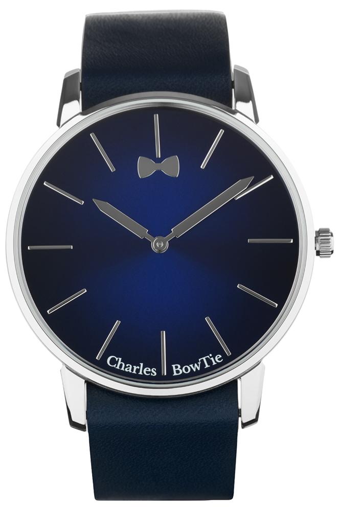 zegarek Charles BowTie EDBLS.N - zdjęcia 1