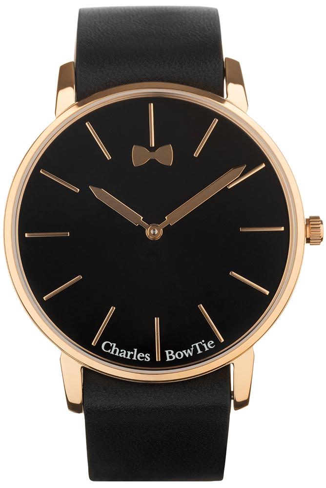 zegarek Charles BowTie IPBLG.N - zdjęcia 1