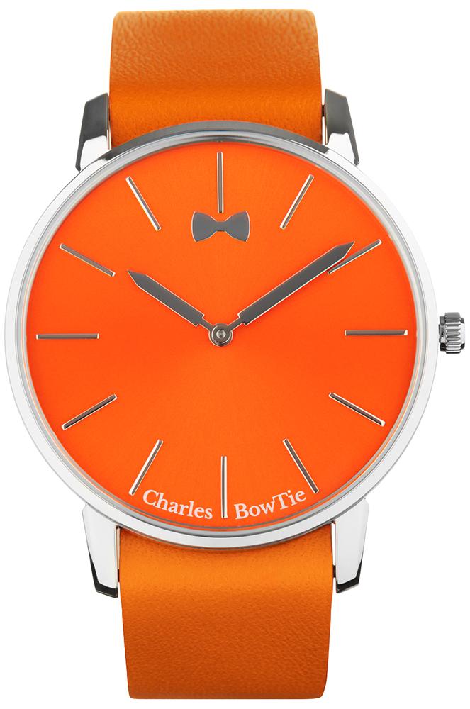 zegarek Charles BowTie LUOLS.N - zdjęcia 1