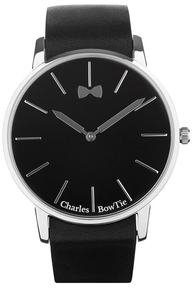 zegarek Charles BowTie NEBLS.N - zdjęcia 1