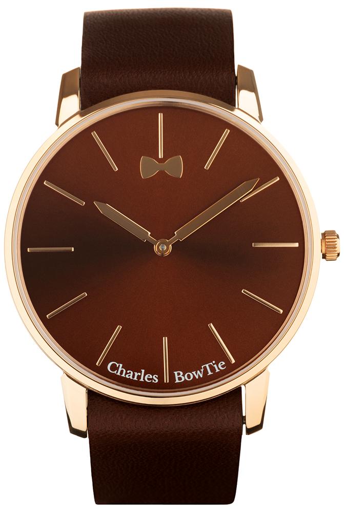 zegarek Charles BowTie RIBLG.N - zdjęcia 1
