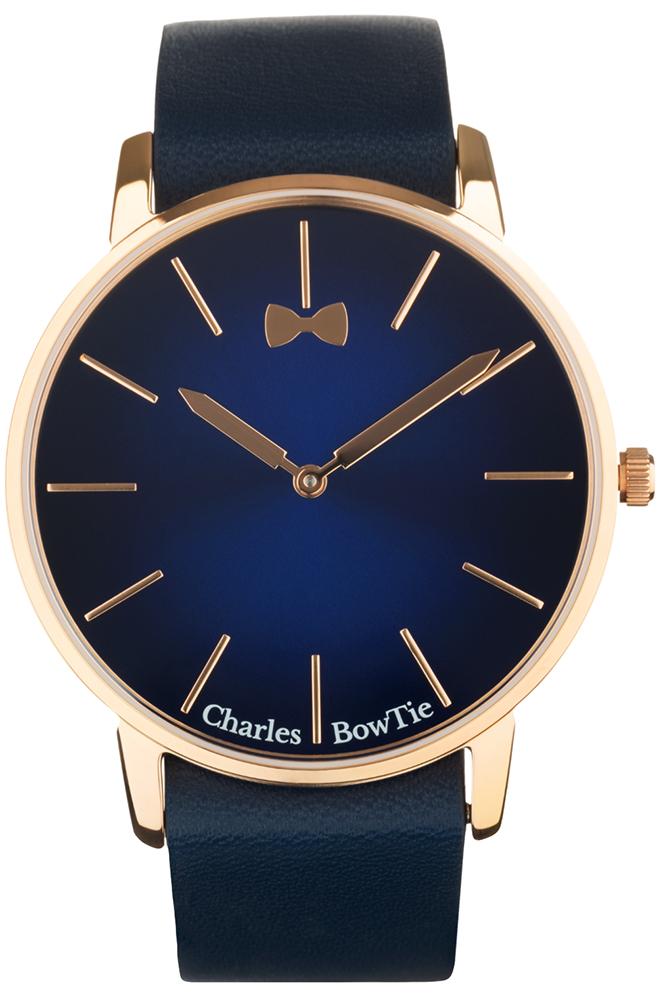 zegarek Charles BowTie WEBLG.N - zdjęcia 1