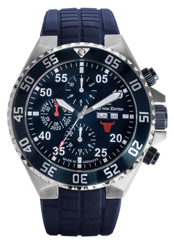 zegarek Carl von Zeyten CVZ0067BL-POWYSTAWOWY - zdjęcia 1