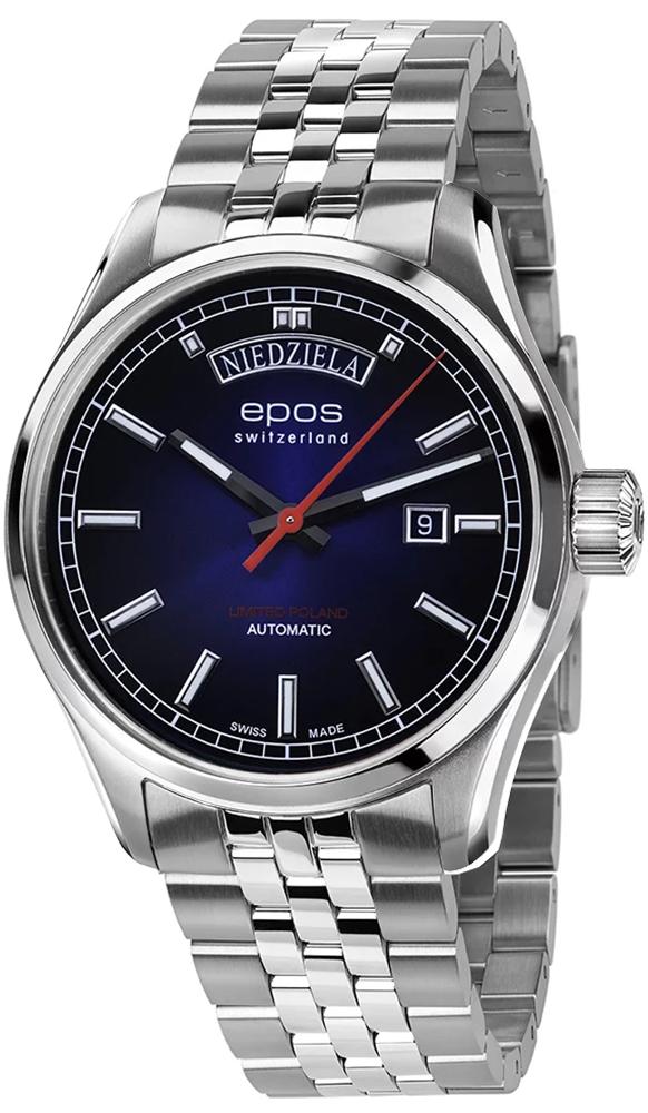 zegarek Epos 3501.142.90.96.20 - zdjęcia 1