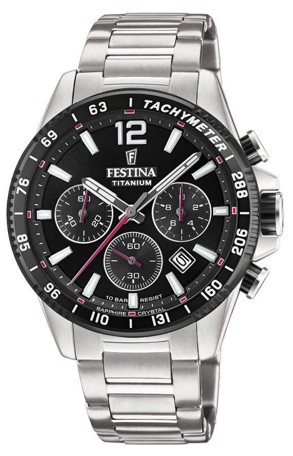zegarek Festina F20520-4-POWYSTAWOWY - zdjęcia 1
