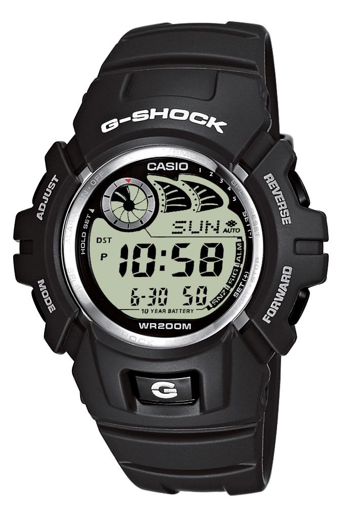 zegarek Casio G-2900F-8VER - zdjęcia 1