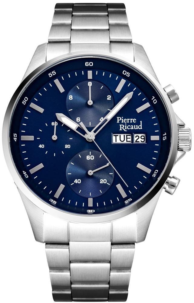 zegarek Pierre Ricaud P91083.5115CH-POWYSTAWOWY - zdjęcia 1
