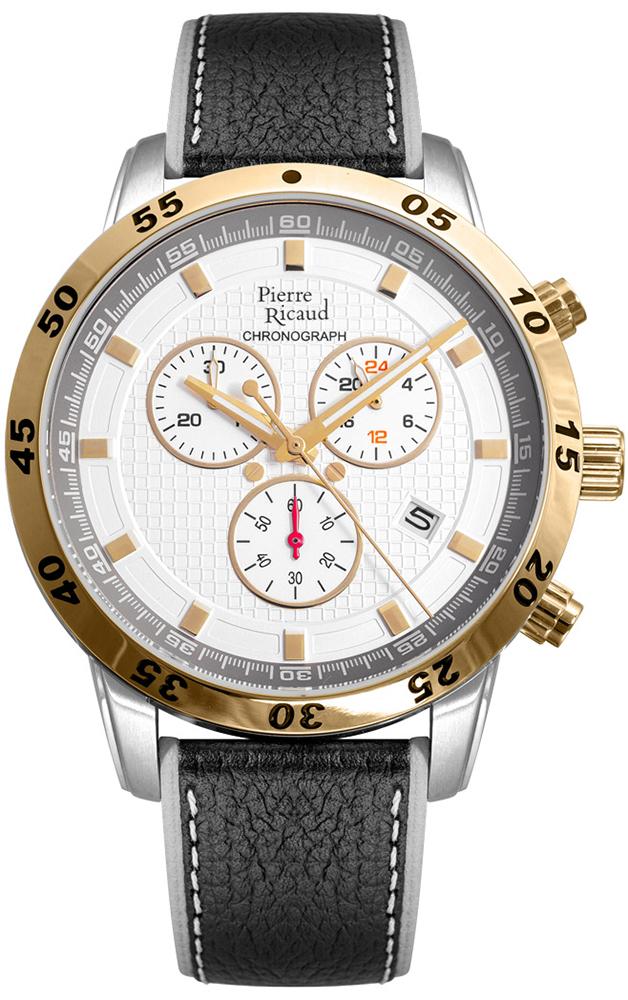 zegarek Pierre Ricaud P60033.2213CH - zdjęcia 1