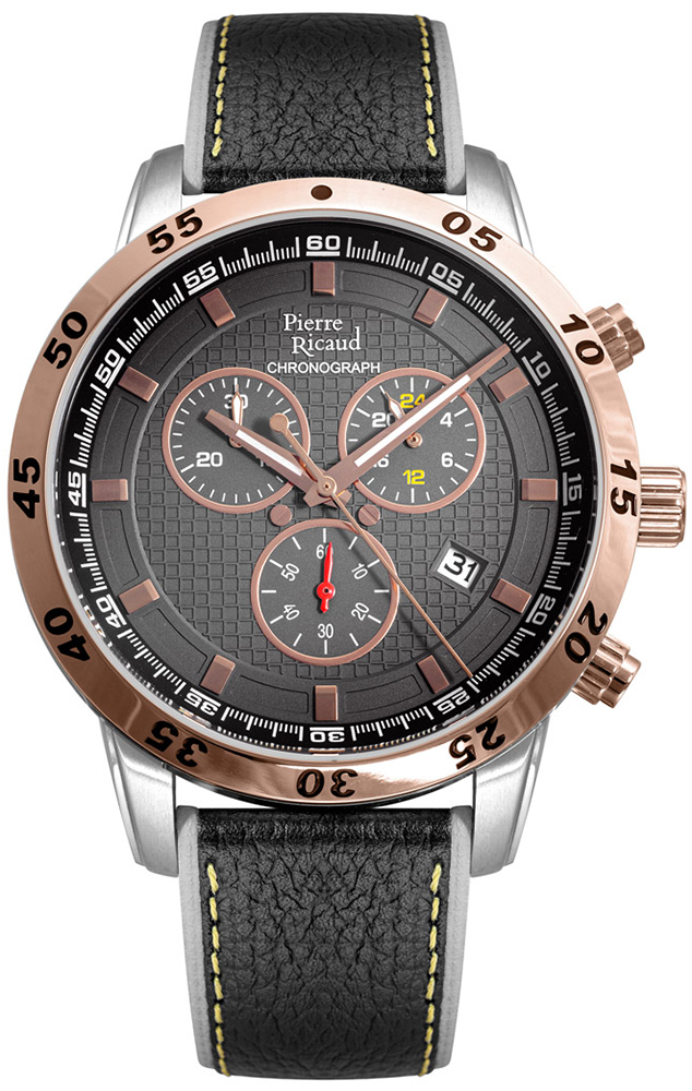 zegarek Pierre Ricaud P60033.R217CH - zdjęcia 1