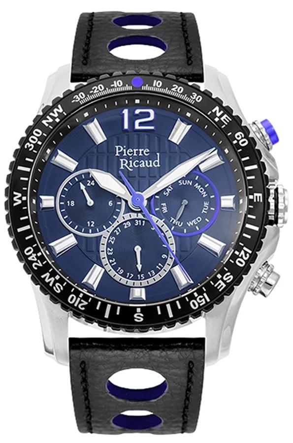 zegarek Pierre Ricaud P97222.B2B5QF - zdjęcia 1