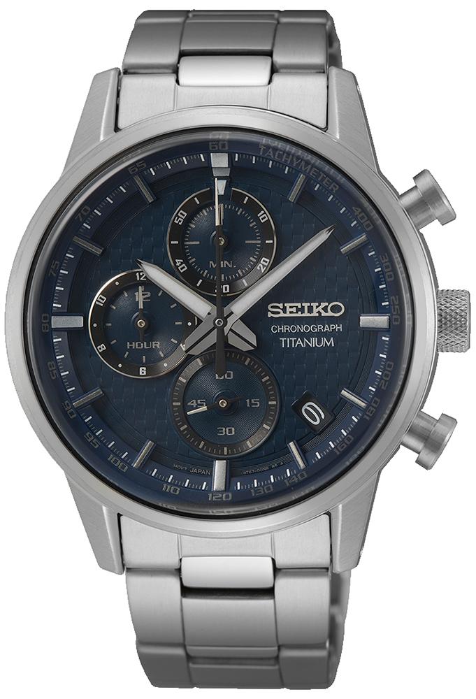 zegarek Seiko SSB387P1 - zdjęcia 1