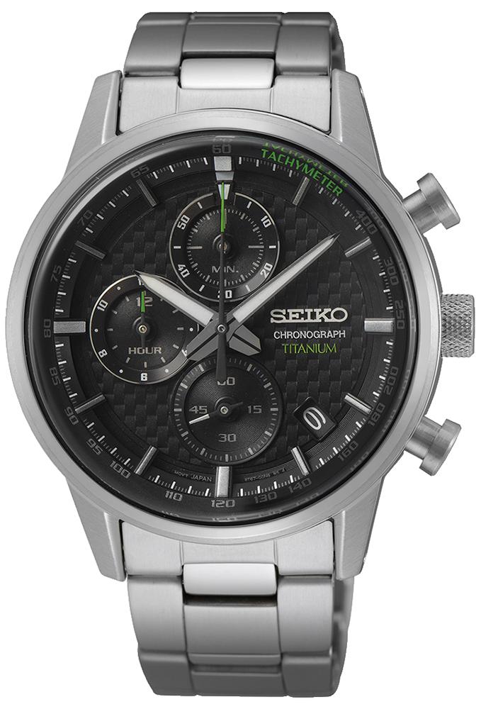zegarek Seiko SSB389P1 - zdjęcia 1