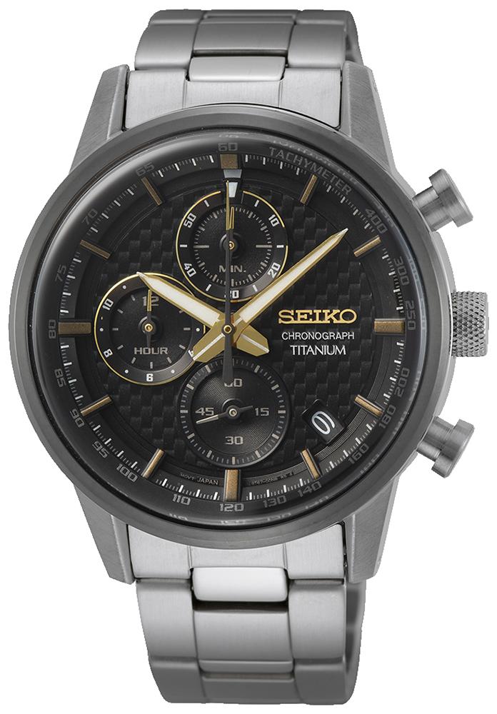 zegarek Seiko SSB391P1 - zdjęcia 1