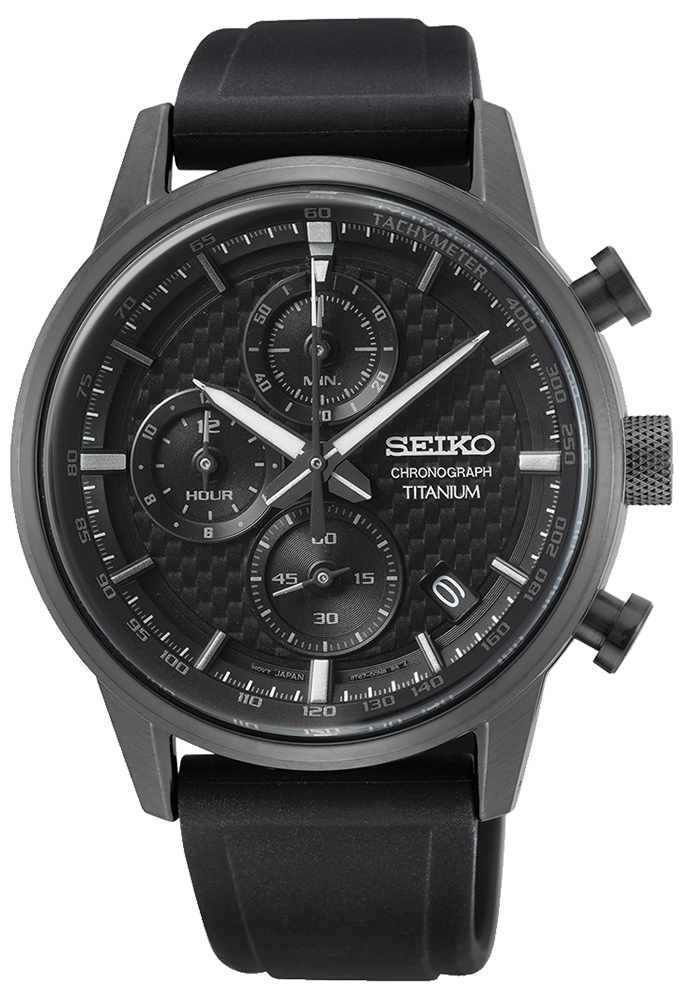 zegarek Seiko SSB393P1 - zdjęcia 1