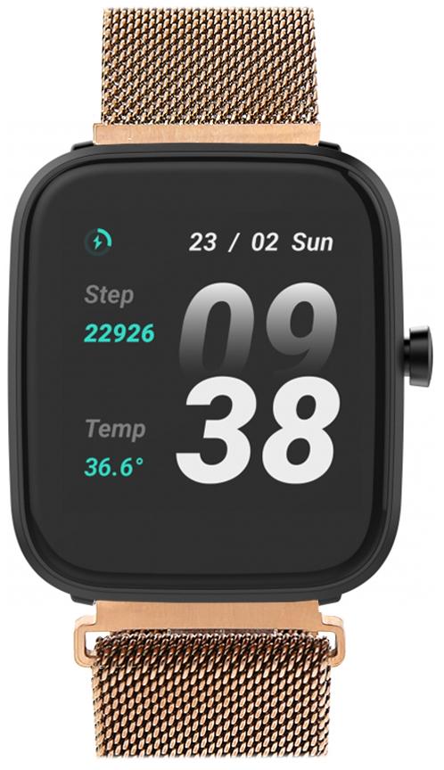 zegarek Vector Smart VCTR-31-01BK-03RG - zdjęcia 1