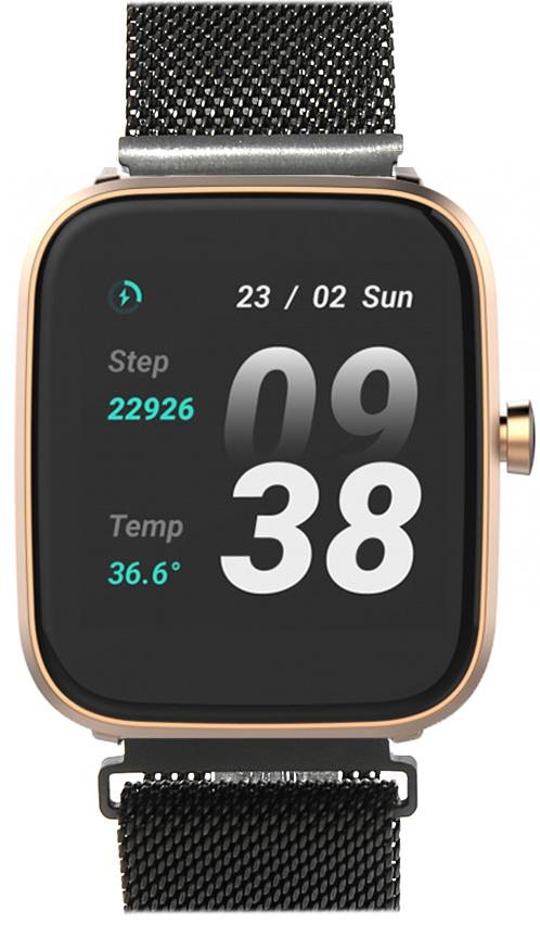 zegarek Vector Smart VCTR-31-01RG-03BK1 - zdjęcia 1