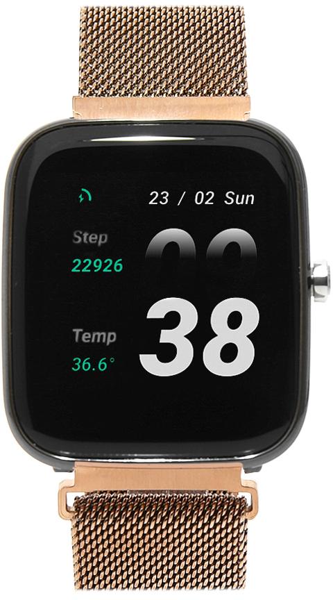 zegarek Vector Smart VCTR-33-03BK-03RG - zdjęcia 1