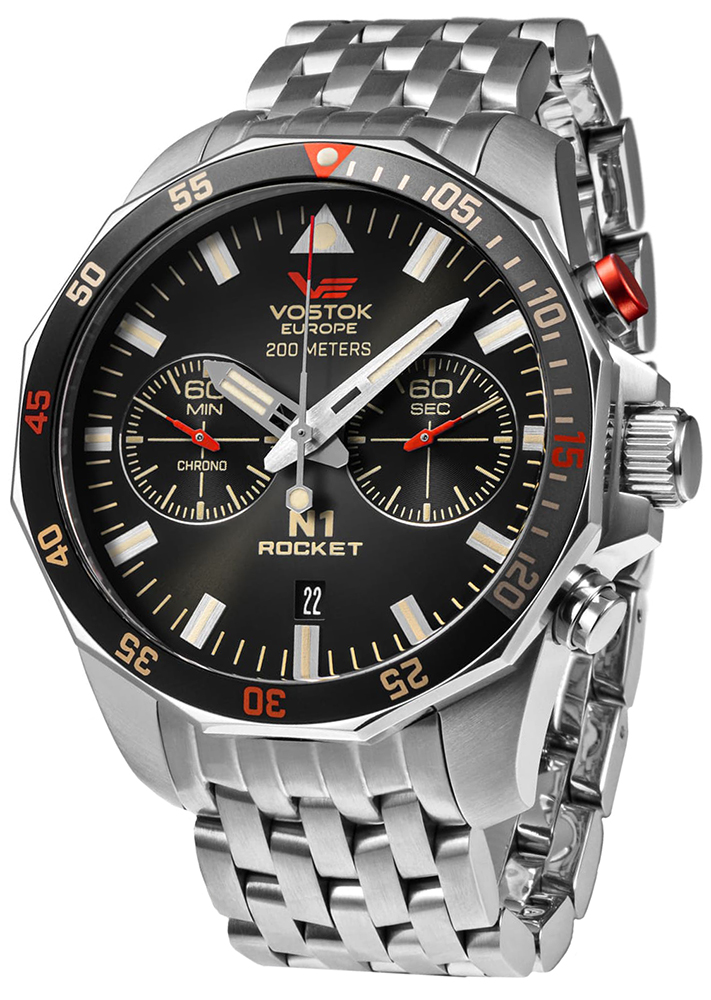 zegarek Vostok Europe 6S21-225A618B - zdjęcia 1