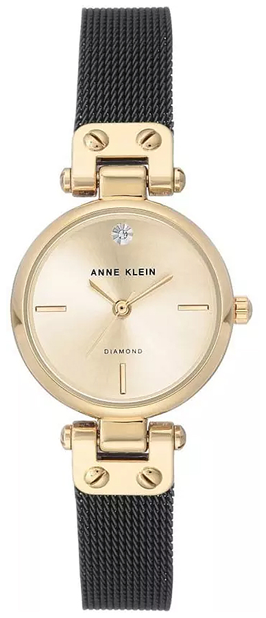 zegarek Anne Klein AK-3003CHBK - zdjęcia 1
