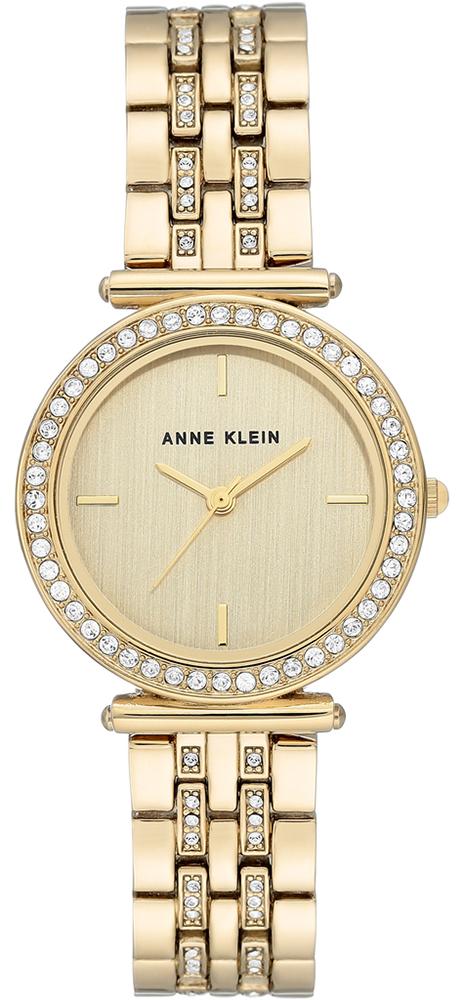 zegarek Anne Klein AK-3408CHGB - zdjęcia 1