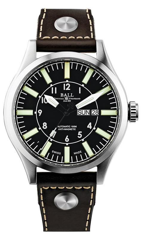 zegarek Ball NM1080C-LF13-BK - zdjęcia 1