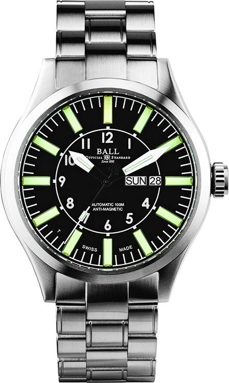 zegarek Ball NM1080C-S13-BK - zdjęcia 1