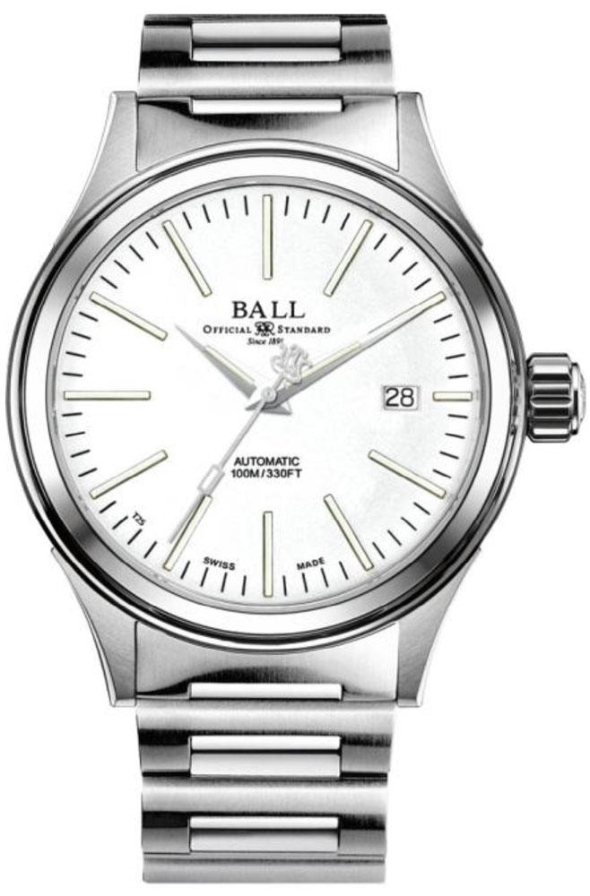 zegarek Ball NM2188C-S20J-WH - zdjęcia 1