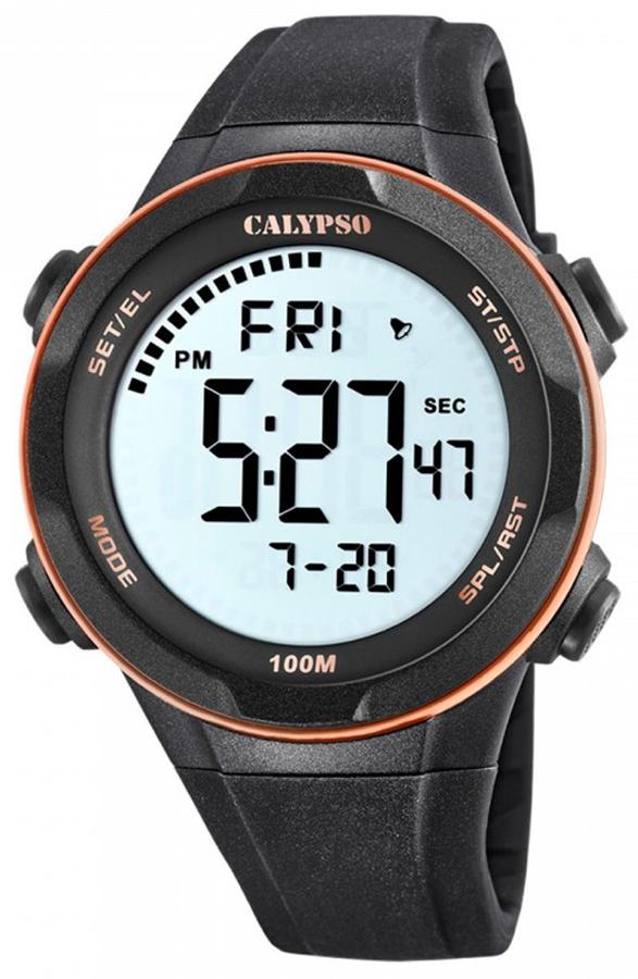 zegarek Calypso K5780-6 - zdjęcia 1
