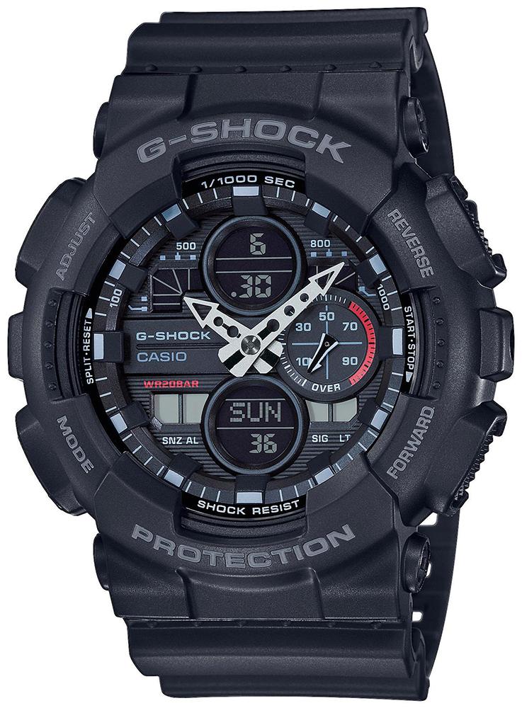 zegarek Casio GA-140-1A1ER - zdjęcia 1
