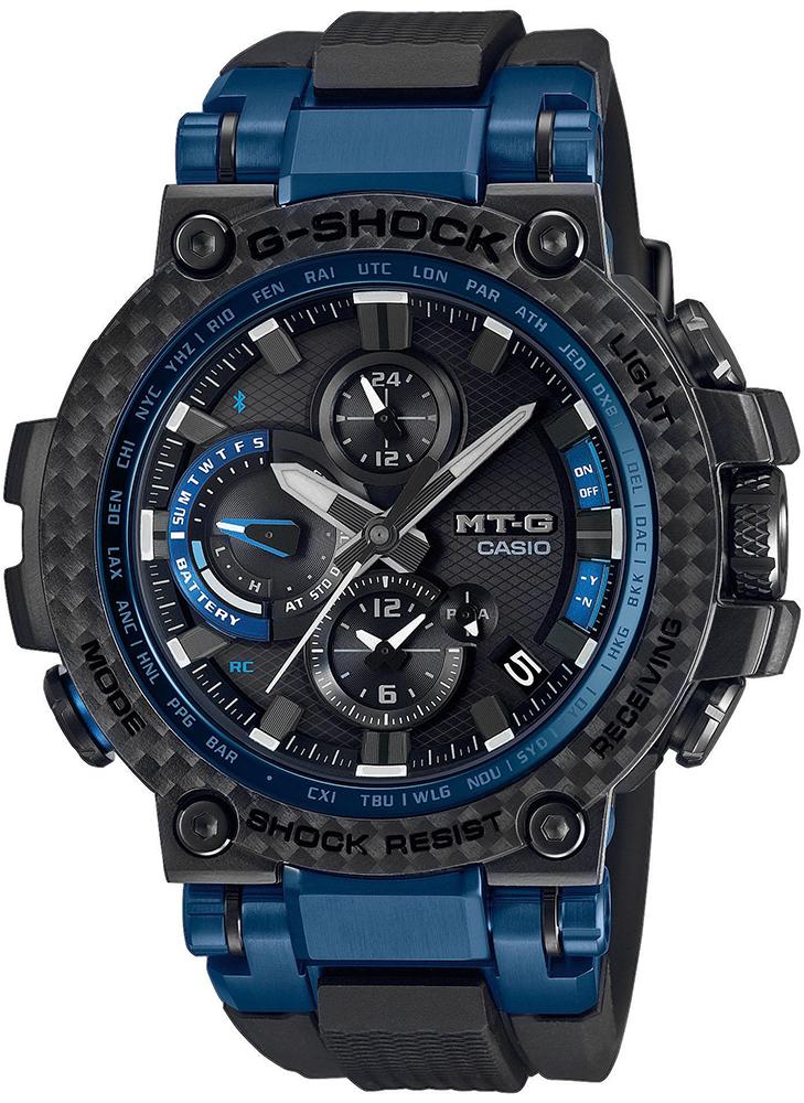 zegarek Casio MTG-B1000XB-1AER - zdjęcia 1