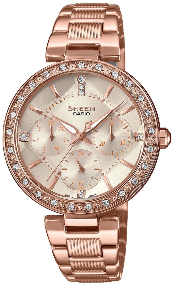 zegarek Casio SHE-3068PG-4AUER - zdjęcia 1