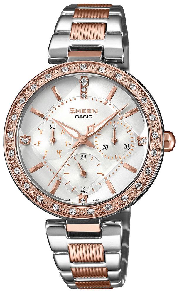 zegarek Casio SHE-3068SPG-7AUER - zdjęcia 1